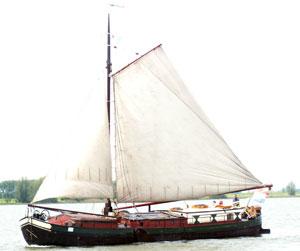 Zeilschip Linquenda