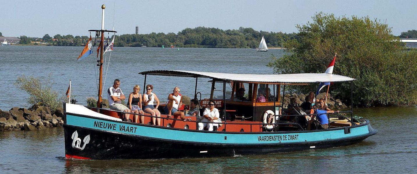 Motorsleepboot Nieuwe Vaart